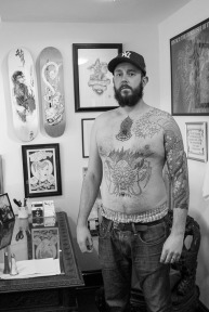 Ian from Tattoo cult